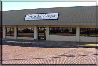 Front View of Germaine Designs...